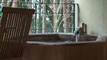 【本館/麹塵-kikujin-】野生のリスや野鳥など、広大な敷地の自然ならではの来客にも会えるかも