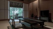 【本館/藍錆-aisabi-】2階10畳 明るい天窓を備えた趣きのある客室