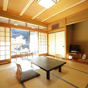 【お部屋食】別館 和室10畳(客室内風呂温泉・トイレ付)