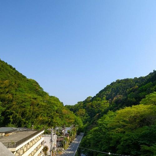 【客室からの眺め】空の風景