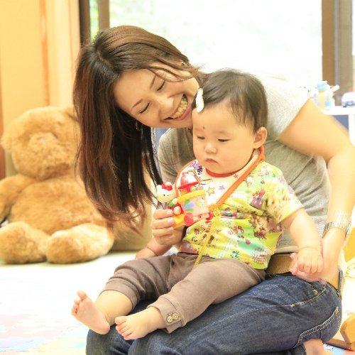【夏】キッズルーム 赤ちゃんも遊べます
