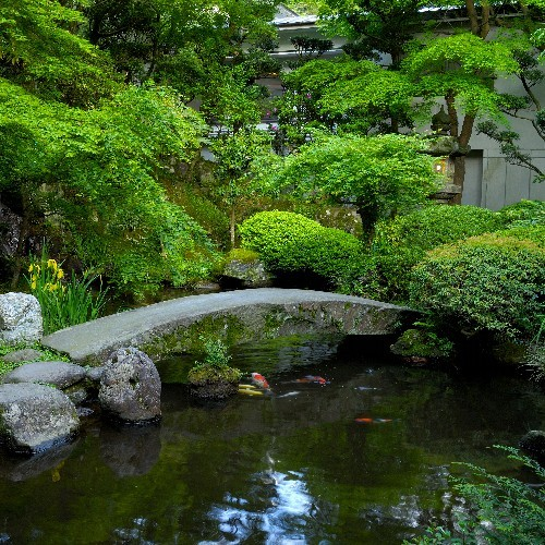 【庭園】橋