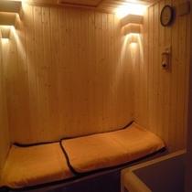 大浴場④サウナ