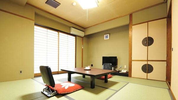 【禁煙】純和風客室(8-12畳)[Wi-Fi・お手洗い付]