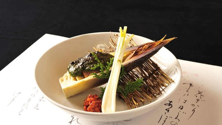*夕食一例/お料理旅館ならではのお献立をご用意致します。