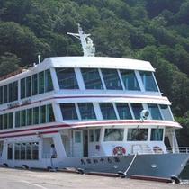 ■十和田湖の遊覧船