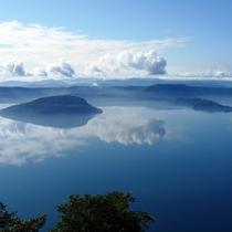 ≪十和田湖≫