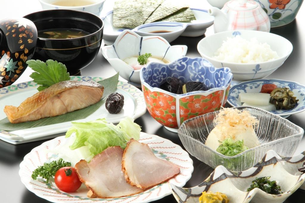 朝食(例(3))