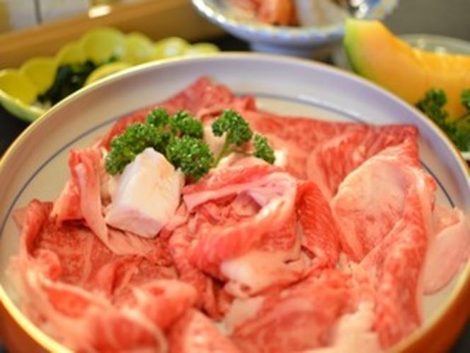 大和牛すき焼き用肉