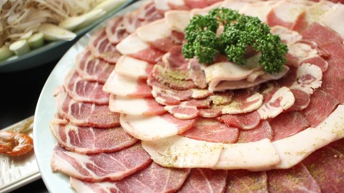 【冬季限定】◇山里の恵み◇国産天然猪肉使用!★名物★≪絶品ぼたん鍋コース≫