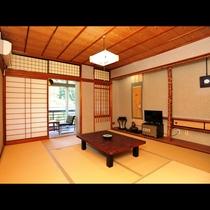 日本の歴史を感じる和室