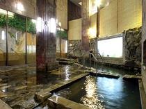 大浴場の温泉は24時間ご利用いただけます