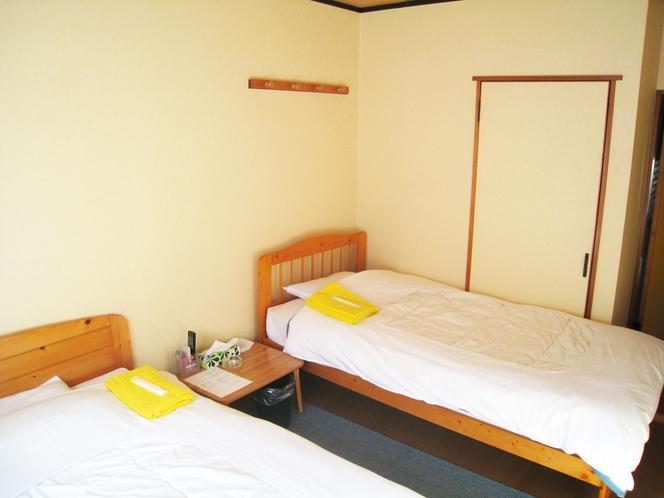洋室1~2名様部屋