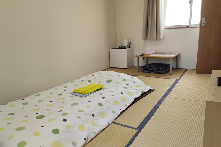 和室1~2名様部屋(禁煙)
