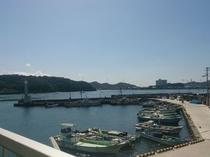 海側のお部屋からの眺め2