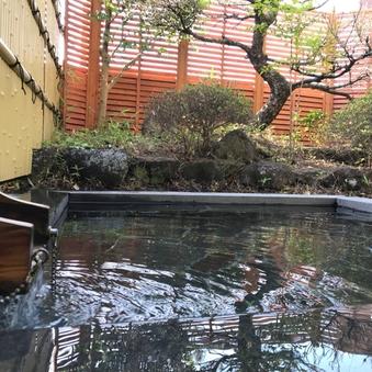 【和風館・禁煙】露天風呂付和室10畳「矢筈」無料Wi-Fi
