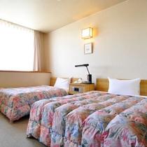 *【和風館】ツイン  カップル、ご夫婦にオススメのお部屋です