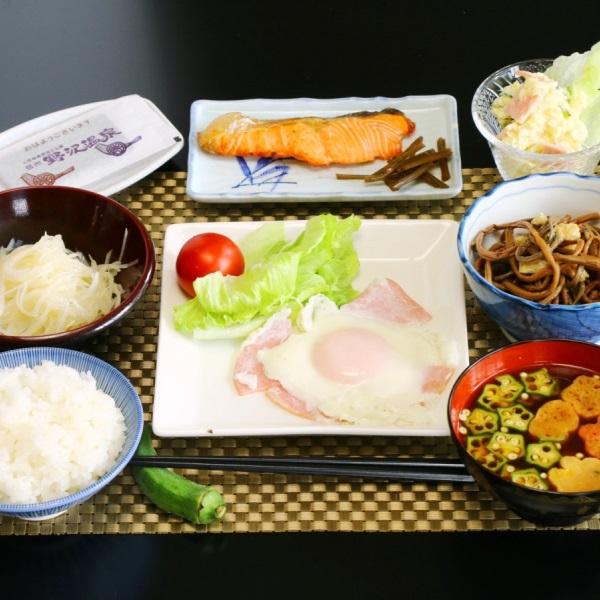 ☆料理_朝食_全体