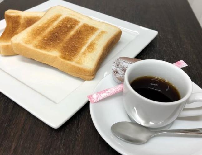アネックス館 軽朝食