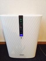 客室設置 空気清浄器・加湿器