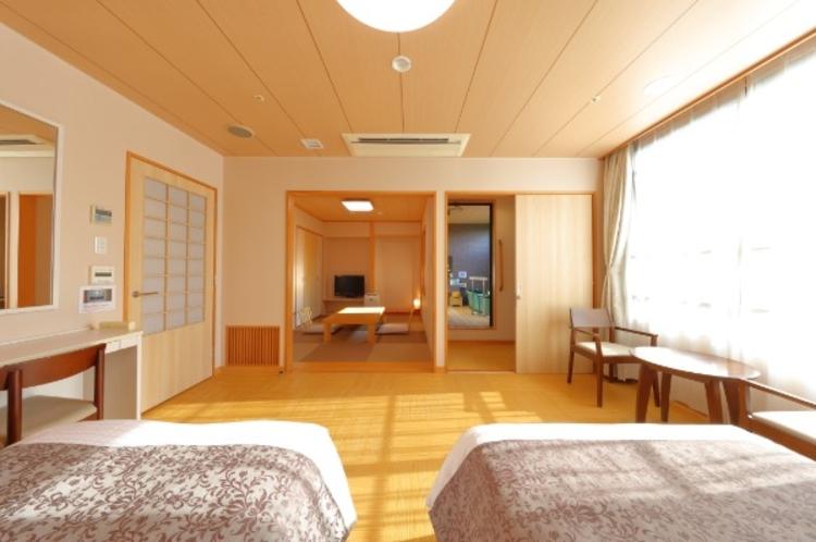 露天風呂付特別和洋室(客室一例)