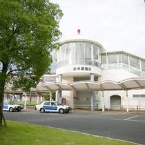 """【ロイヤルインステーションプラザ】ホテルより徒歩1分!""""出水駅"""""""