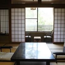 【宝生の客室12畳】お部屋一例