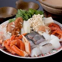 日本海の幸!塩麹鍋プラン