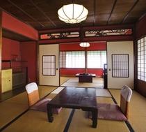伝統の客室