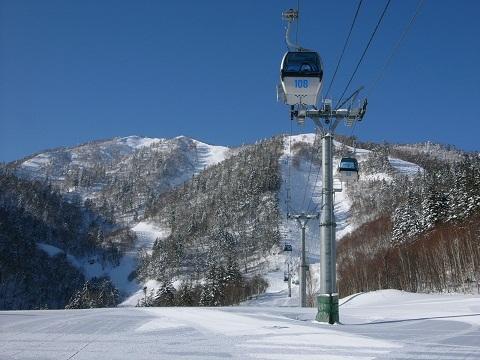 【富良野スキー場】開業50周年の北の峰ゲレンデ