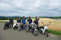 【お客様】バイクツーリング