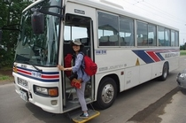 【お客様】町営バス