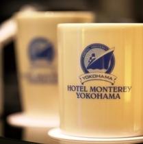 ホテルオリジナルマグカップ
