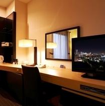 客室設備も最新。Wi-Fi接続無料!