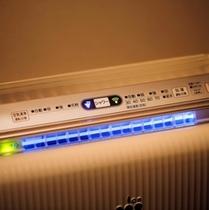 全室加湿空気清浄機を完備!