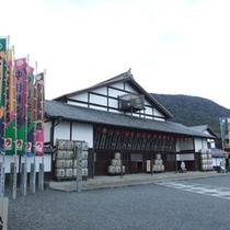 周辺観光:歌舞伎