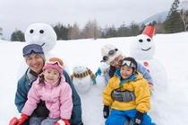 冬は岩木山のスキー場もお楽しみ頂けます