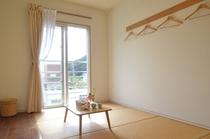琉球畳敷きの和室6帖