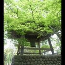 修禅寺の鐘