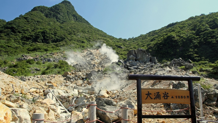 【大涌谷】箱根に来たら訪れたいスポット