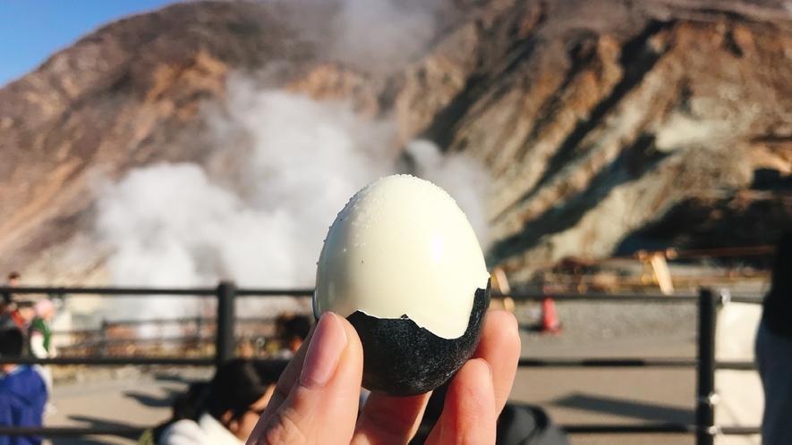 【大涌谷】箱根に来たら行きたい人気スポット