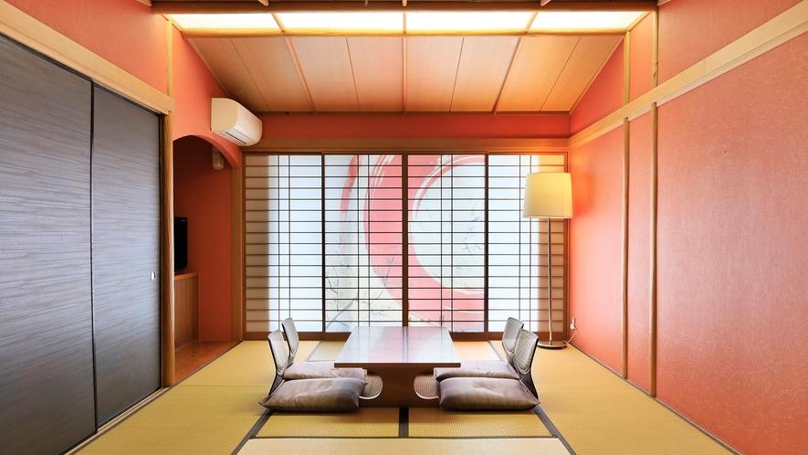 和室(一例)/赤ちゃん連れのご旅行にも安心の和室
