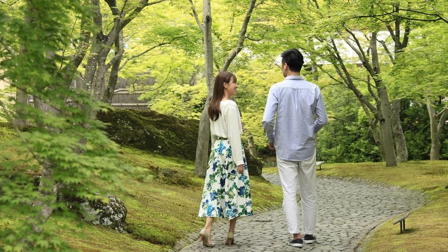 【箱根美術館】自然の中でリフレッシュ
