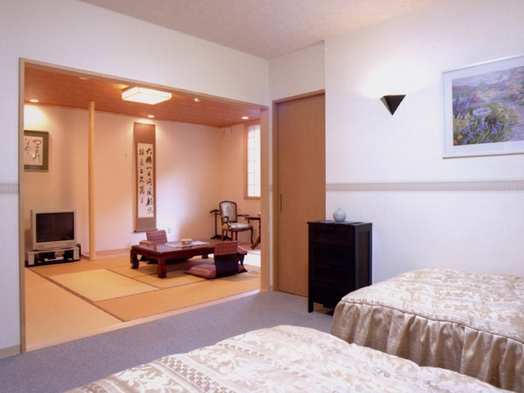 【平日限定】◆展望風呂付き特別室プラン◆