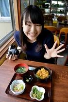尻屋崎 ウニ丼定食