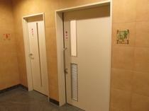 共用トイレ(ロビー)