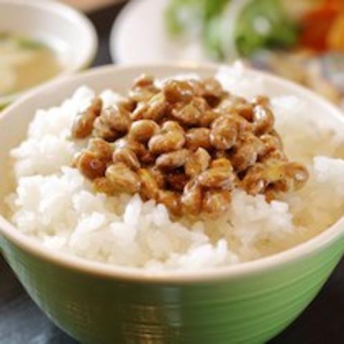 毎朝納豆派のあなたも有機で安心♪一日の源に!