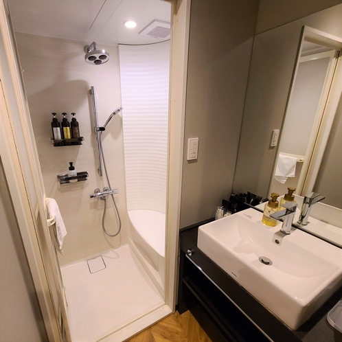 BUNK BED ROOM◎シャワーブース◎シャワー・トイレセパレート