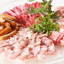 【BBQ】お肉はおひとり様400gオーバー!家族みんなが満腹♪