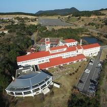 【外観】長崎初のグリーンリゾート施設として生まれ変わりました